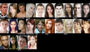 Tributes Of The 67th Hunger Games! by BoyWithAntlers