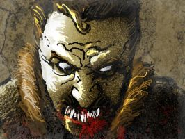 Sabretooth by Canalus