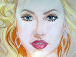 Christina Aguilera by Angelno30