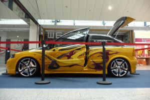 Airbrush Opel Astra 2 by theTobs
