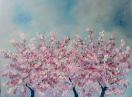 Blossom by NancyvandenBoom