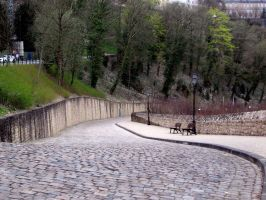 Luxembourg's garden 11 by Meltys-stock