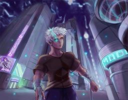 Project Rudra by hybridmink
