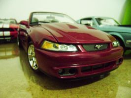ford mustang svt 03 scale 1 18 by EnriqueGomez