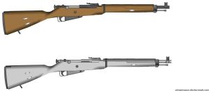 Mosin-Nagant M28 by Vampirization