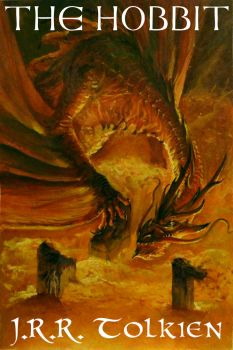The Hobbit - Smaug by Sean-Devariant