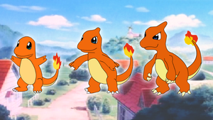 Charmander/Charmeleon - Best Of Both Worlds by mitchell00