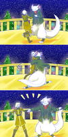 WT Collab: Yuletide Ball by solitairre