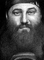 Duck Dynasty - Willie Robertson by Doctor-Pencil