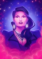 The Evil Queen by Feyrah