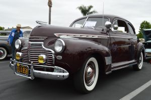 1941 Chevrolet Special Deluxe V by Brooklyn47