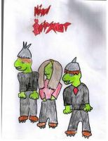 Niggi Slipknot by superlisamcb