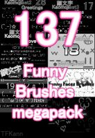 137 Funny Brushes megapack by TFKann