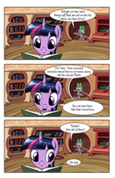 Talisman for a Pony: Page 14 by Str1ker878