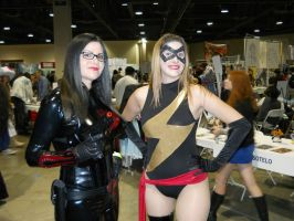 2012 Long Beach Comic Con by TheLadyNightshayde