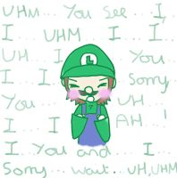 I want to convey my feelings by tomboyprincess