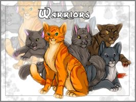 Warriors: Into the Wild by khunumi