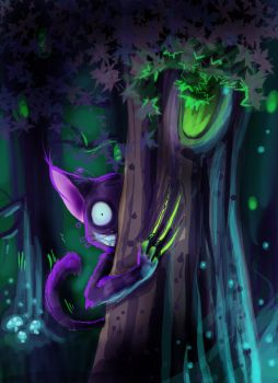 Cheshire by Limelight-Night