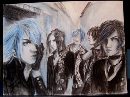 The gazettE by Crimson-rose-x