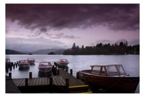 Lake Windermere 2 by Free2Fall