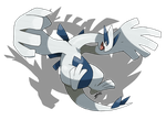 Lugia by Tomycase