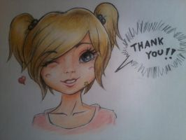 Thank you (color ver.) by Herujrocker
