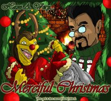 Have a Very Merciful Christmas by AccidentProneComics