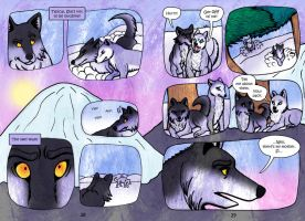 A Child Led Astray Volume 2 Pg28-29 by Hunchdebunch