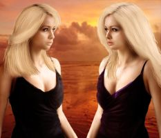 The Wakefields of Sweet Valley by la-voisin