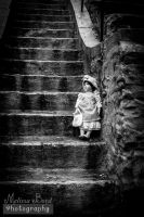 Doll on the Stairs by mel-boyd