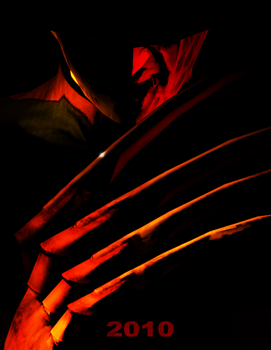 SFM's A Nightmare On Elm Street poster 2 by dominator2001