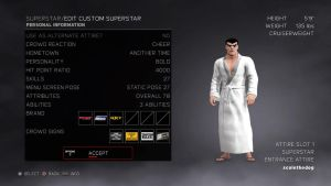 Samurai Jack now in WWE2K17! by Some-Crappy-Edits