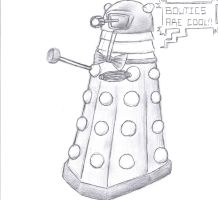DALEKS-Bowties are cool by Matau228