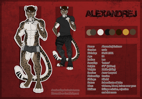 Alexandrej v3.0 by DemiReality