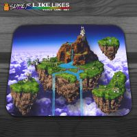 Chrono Trigger Zeal Mousepad by likelikes