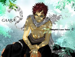 Sabaku No Gaara by sabaku-no-neko-girl