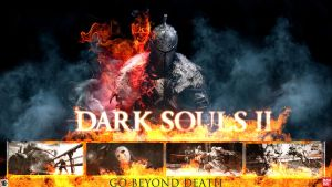 Dark Souls 2 Wallpaper by SKstalker