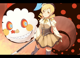 Mami Tomoe by jauni