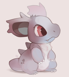 Nidorina by HappyCrumble