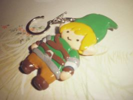 Link Polymer Clay by Code-hearts