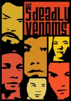 Five Deadly Venoms Cover 1 by Heltron