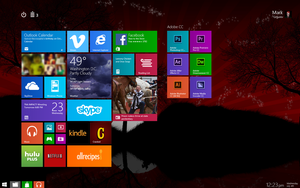 Newer Windows 8 Concept - Start by myownfriend