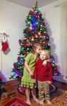 Nora and Wyatt Thanksgiving Eve 2014 by PridesCrossing