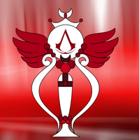 Holy Assassin Eagle Chalice by WingZeroGirl20