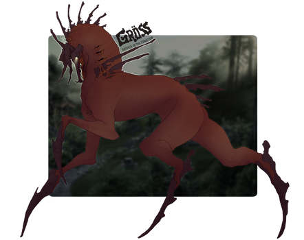 Gross Keeper of the Forgotten // Big boy adopt!! by HlGHNOON