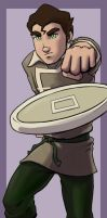 Bolin Bookmark by lilfirebender