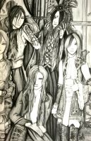 BAND of Ren by flameangelabyss