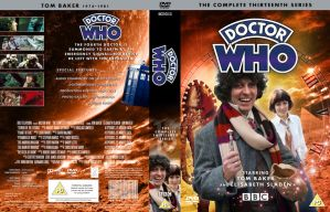 DOCTOR WHO CLASSIC SERIES 13 by MrPacinoHead