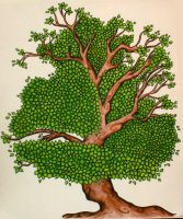 Tree of Life by iloveyoustitch
