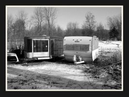 Abandonded Trailers by M922